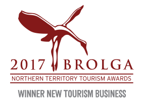 2017 Brolga Winner New Tourism Business